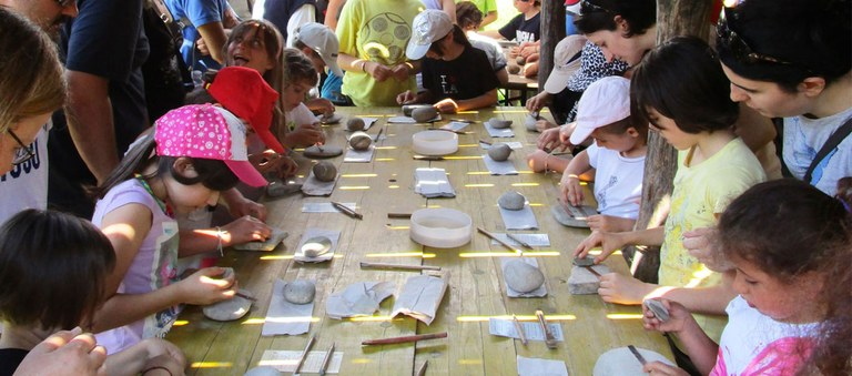 Workshop for children and families