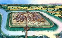 ricostruzione grafica di fossato e terrapieno.tif